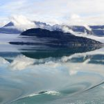 Kelly Coursey Gray  <b>Glacier Bay Reflected</b>  Photograph-Inkjet Print,  16 x 20